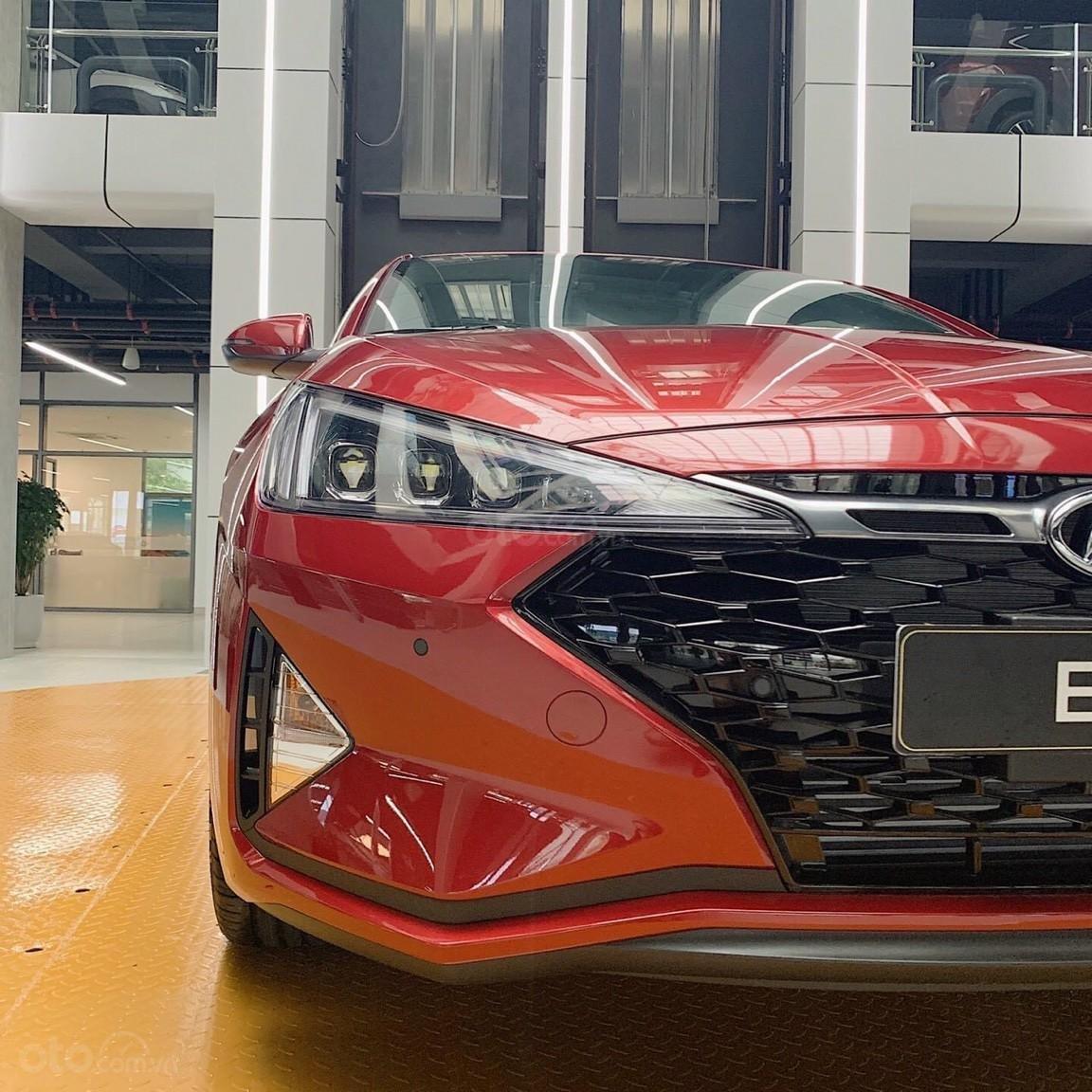 Chỉ từ 150tr đã có xe Hyundai Elantra chính hãng _ giao xe ngay đủ màu + đủ phiên bản, giá tốt nhất miền Nam (5)