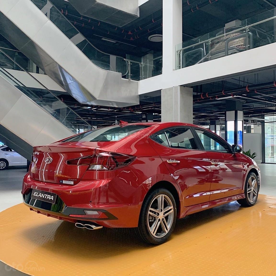 Chỉ từ 150tr đã có xe Hyundai Elantra chính hãng _ giao xe ngay đủ màu + đủ phiên bản, giá tốt nhất miền Nam (7)