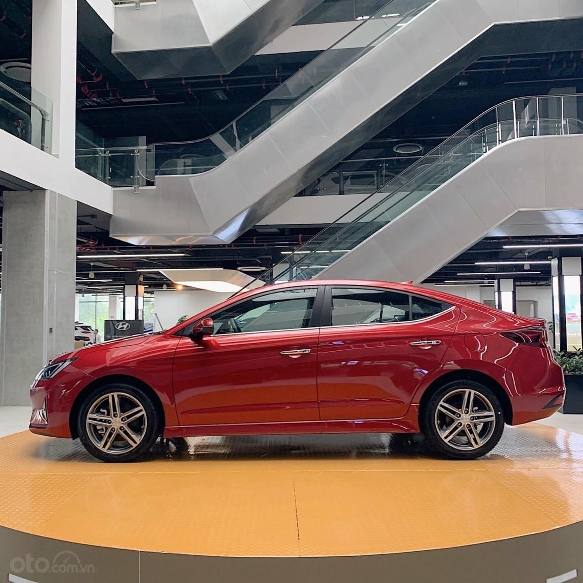 Chỉ từ 150tr đã có xe Hyundai Elantra chính hãng _ giao xe ngay đủ màu + đủ phiên bản, giá tốt nhất miền Nam (9)