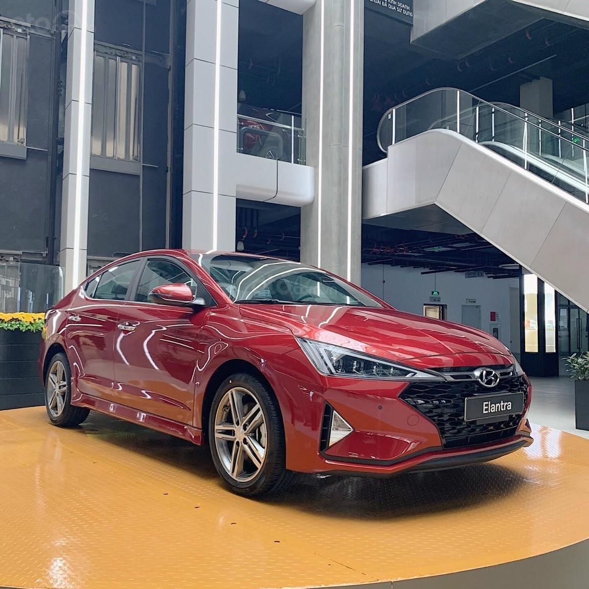 Chỉ từ 150tr đã có xe Hyundai Elantra chính hãng _ giao xe ngay đủ màu + đủ phiên bản, giá tốt nhất miền Nam (8)