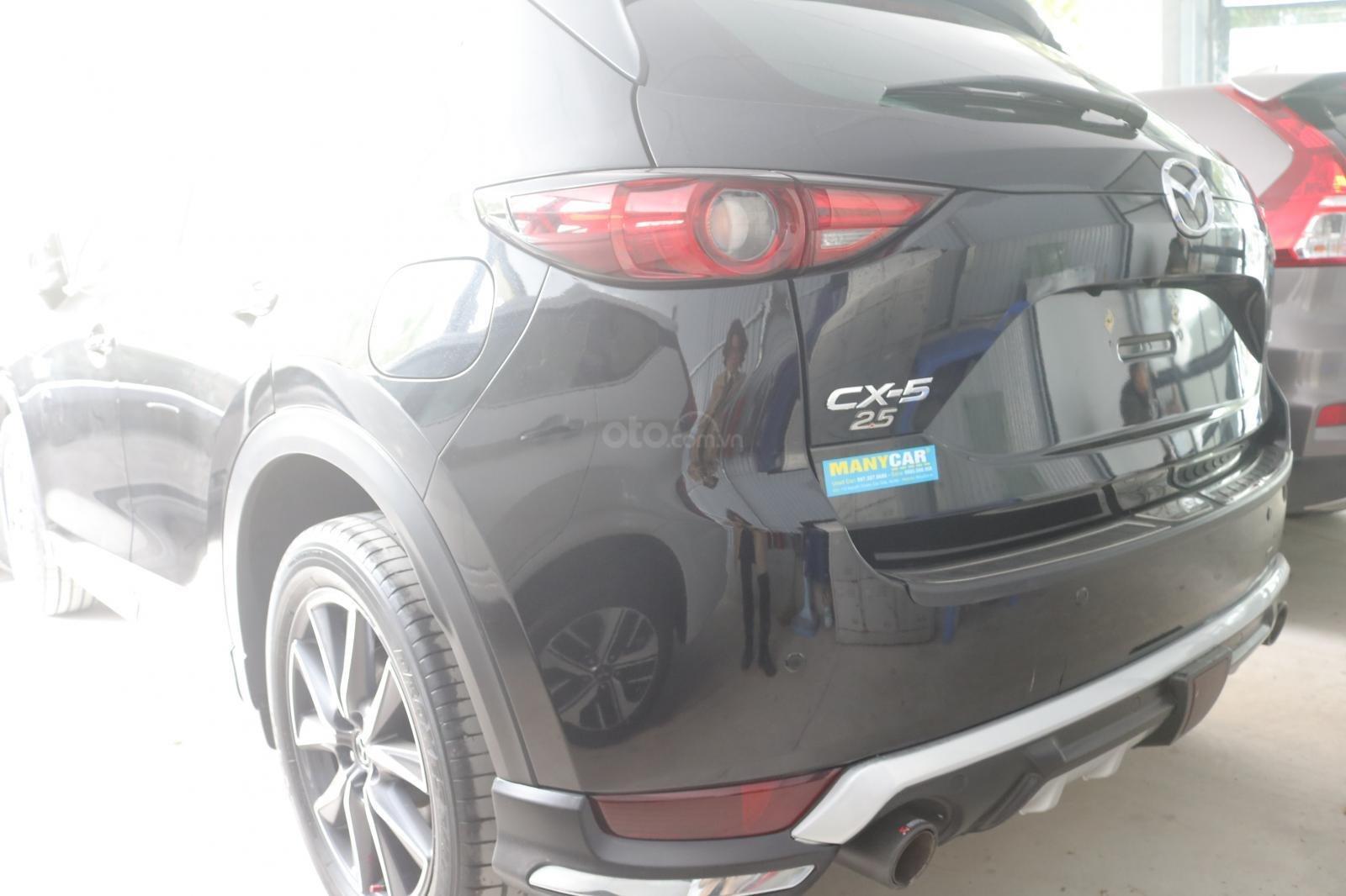 Bán ô tô Mazda CX 5 năm 2018, màu đen, giá chỉ 815 triệu (3)