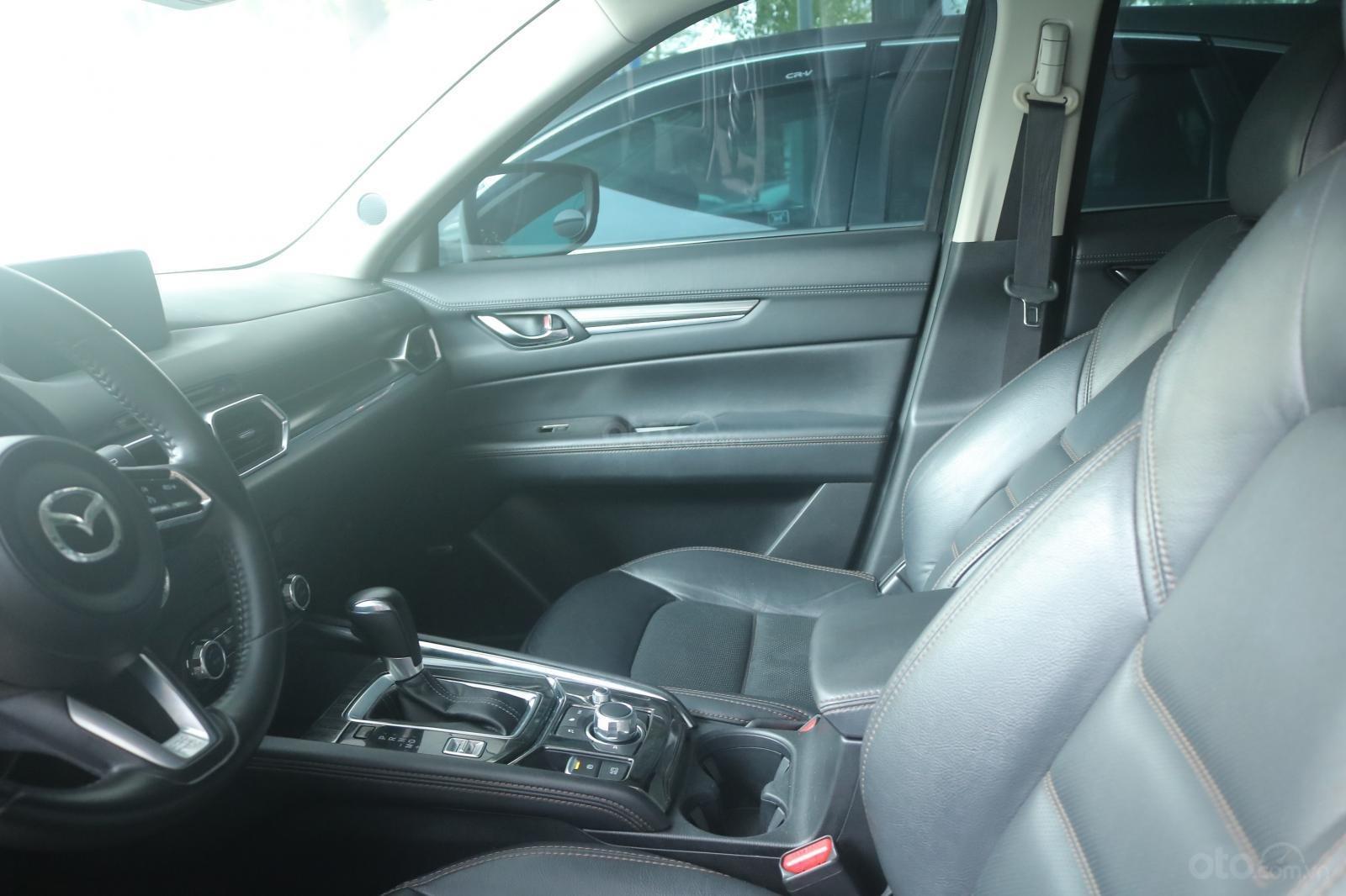 Bán ô tô Mazda CX 5 năm 2018, màu đen, giá chỉ 815 triệu (6)
