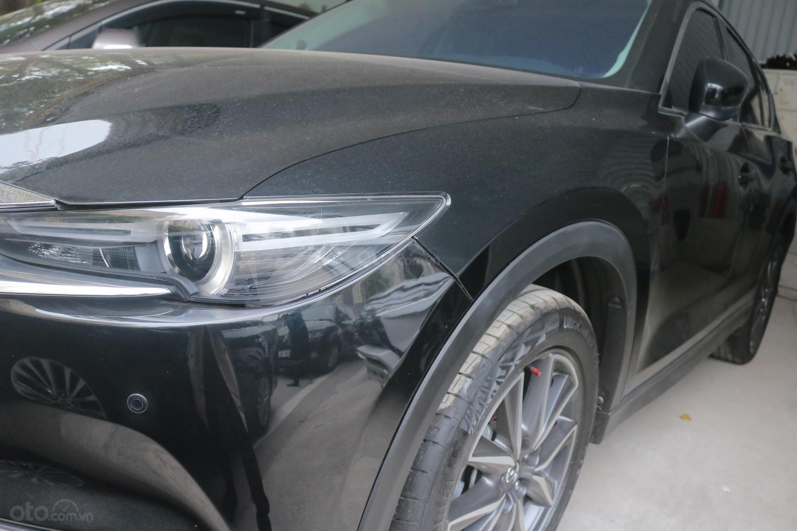 Bán ô tô Mazda CX 5 năm 2018, màu đen, giá chỉ 815 triệu (4)