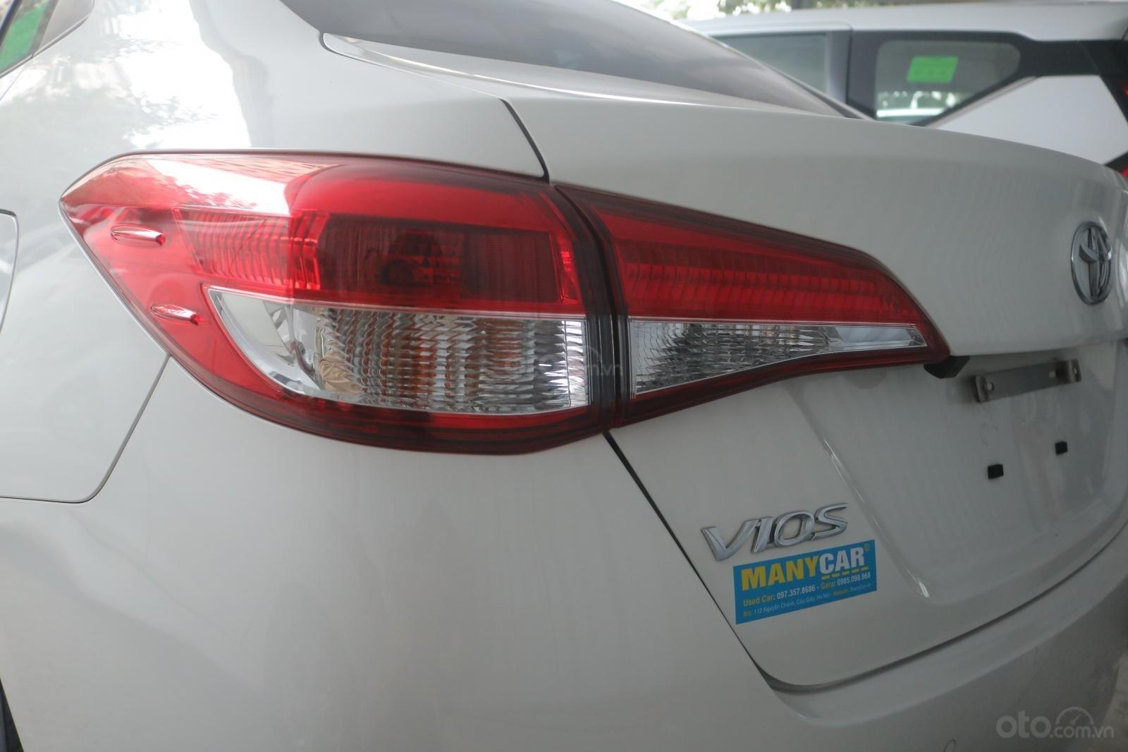 Xe Toyota Vios sản xuất năm 2019, màu trắng, STĐ (3)