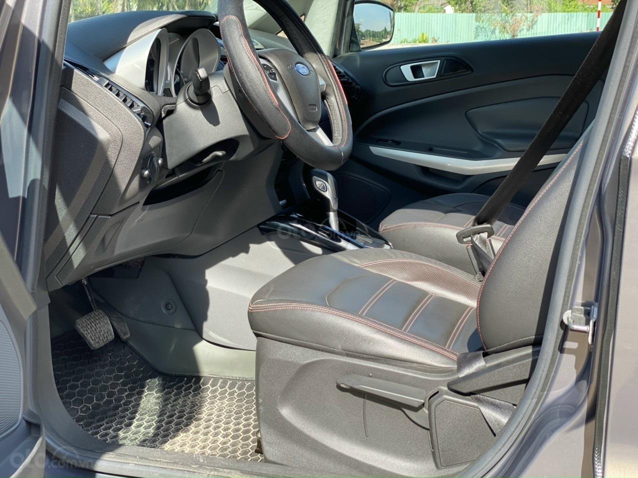Ford Ecosport Titanium 2015,1 đời chủ chạy ít, bao test vay 70% (13)