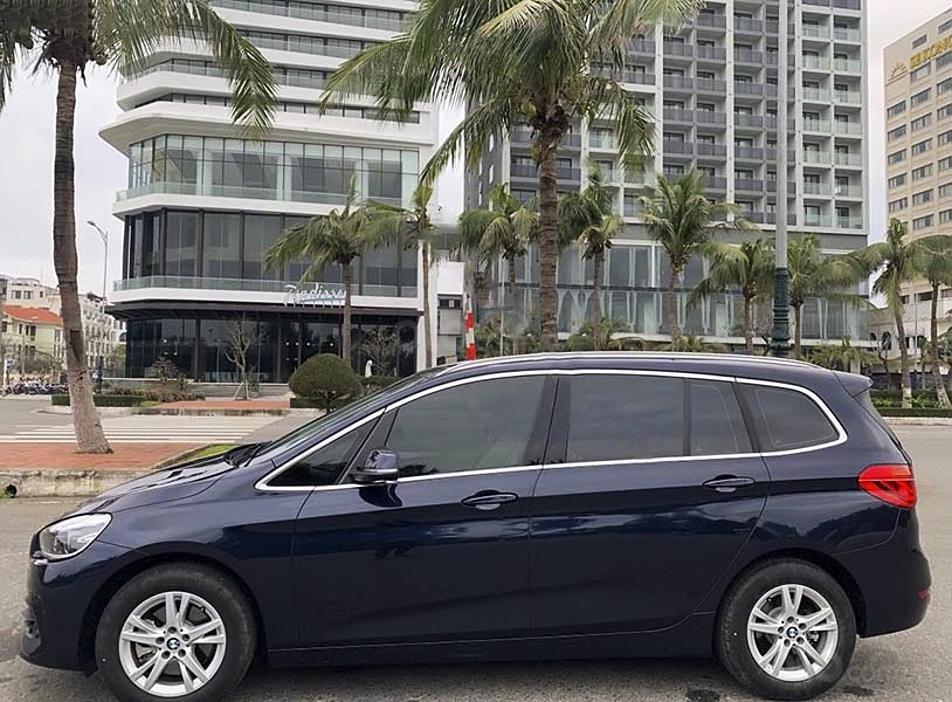 Bán xe BMW 2 Series 218i sản xuất 2018, màu xanh lam, nhập khẩu (1)