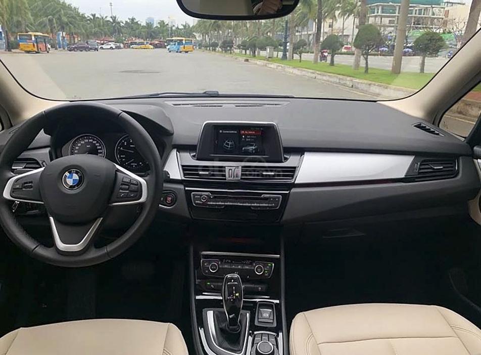 Bán xe BMW 2 Series 218i sản xuất 2018, màu xanh lam, nhập khẩu (2)