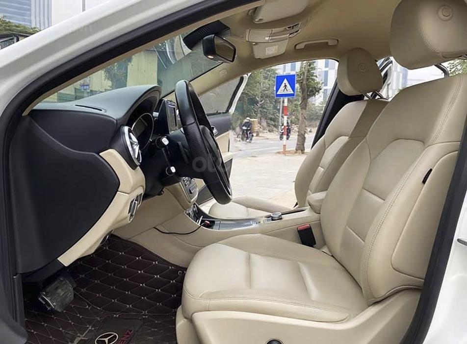 Bán Mercedes GLA200 sản xuất năm 2014, màu trắng, nhập khẩu nguyên chiếc, 848 triệu (2)