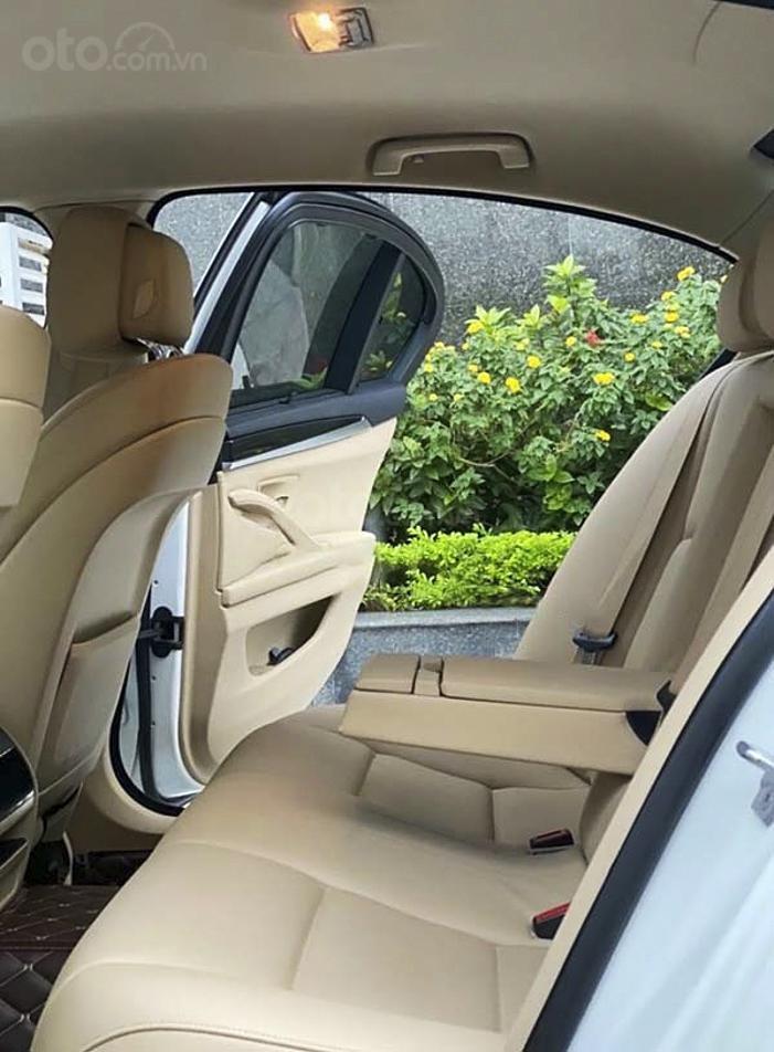 Bán ô tô BMW 5 Series 520i sản xuất 2013, màu trắng, nhập khẩu (5)