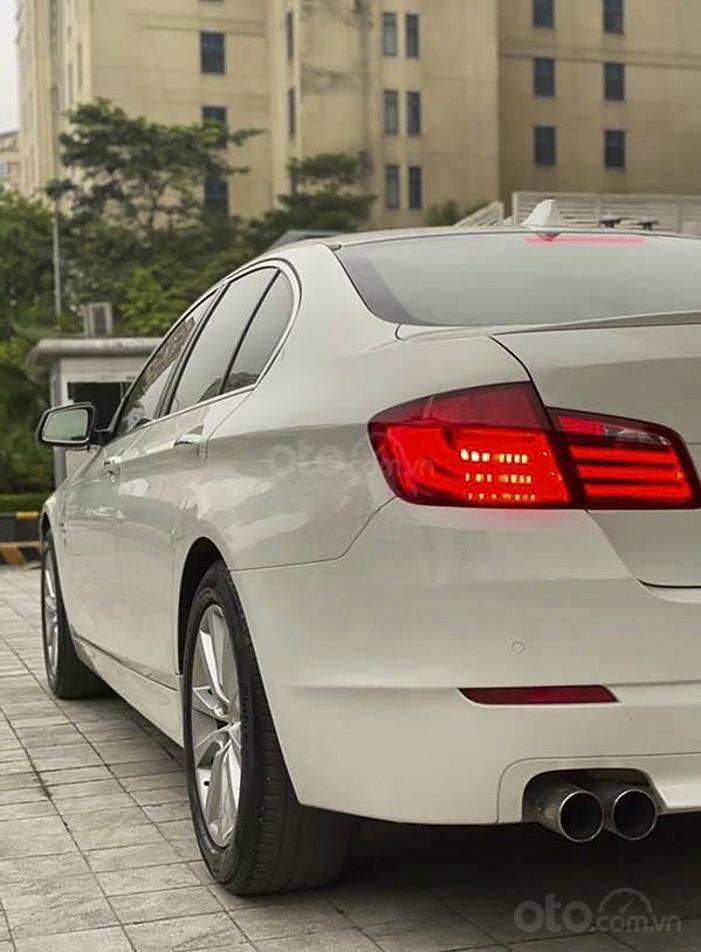Bán ô tô BMW 5 Series 520i sản xuất 2013, màu trắng, nhập khẩu (3)