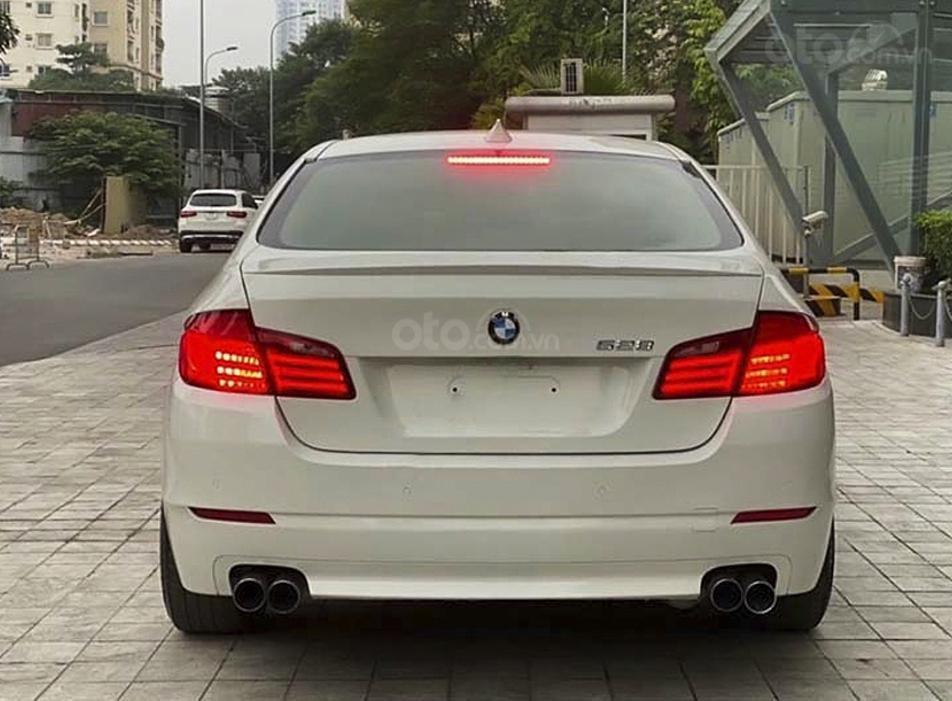 Bán xe BMW 5 Series 520i năm sản xuất 2013, màu trắng, nhập khẩu nguyên chiếc (5)