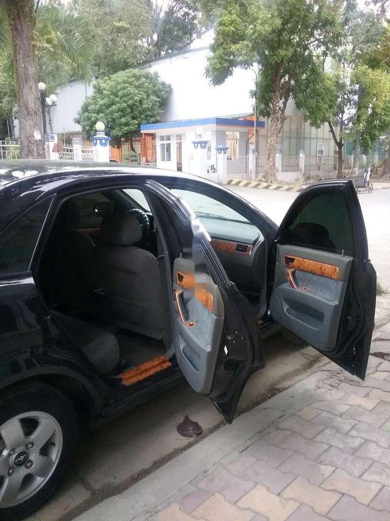 Cần bán lại xe Daewoo Lacetti sản xuất 2005, xe nhập (8)