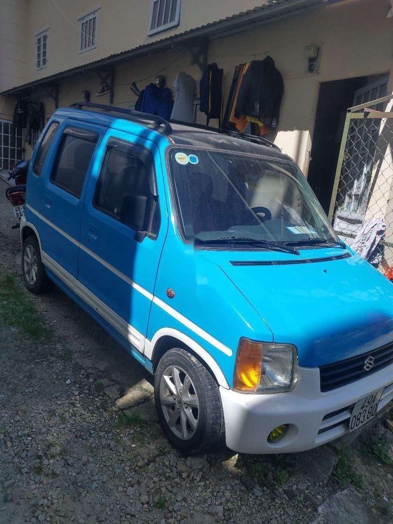 Cần bán gấp Suzuki Wagon R+ sản xuất năm 2005 (1)