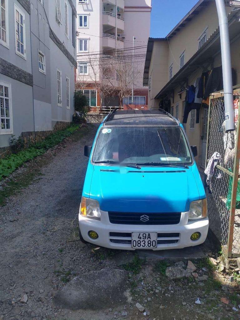 Cần bán gấp Suzuki Wagon R+ sản xuất năm 2005 (2)
