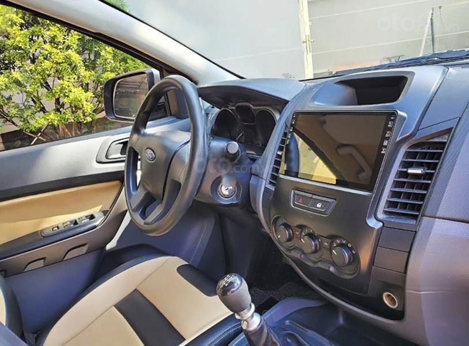 Bán ô tô Ford Ranger XLS MT năm sản xuất 2015, màu xanh lam, nhập khẩu (3)