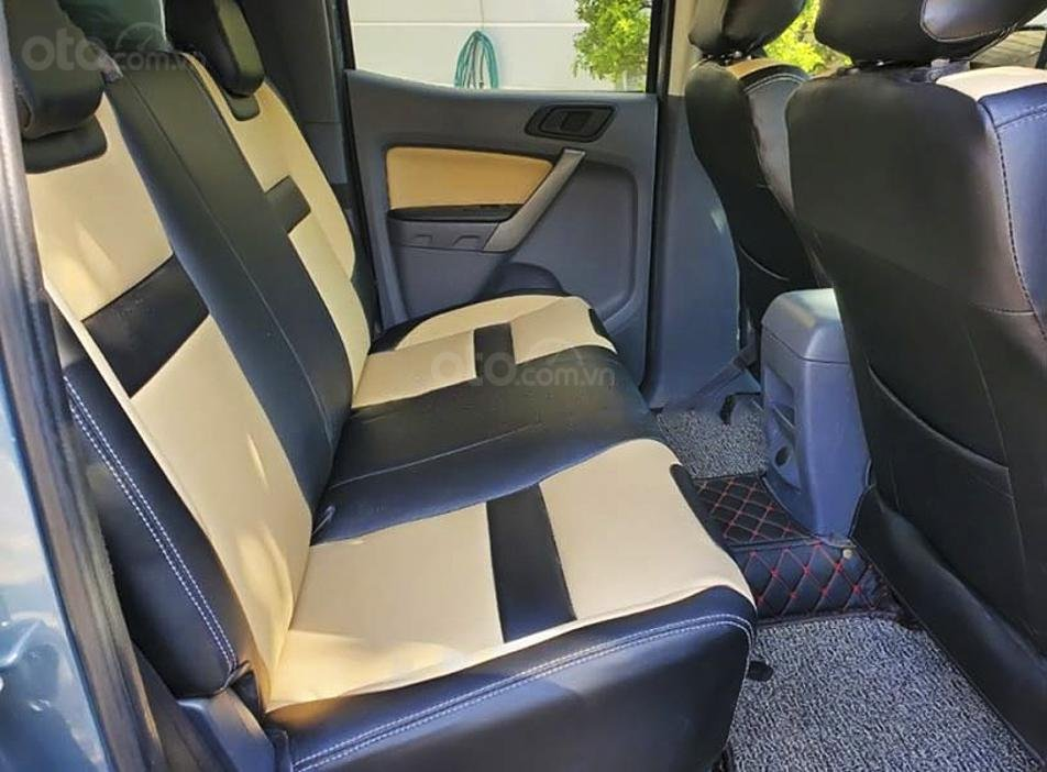Bán ô tô Ford Ranger XLS MT năm sản xuất 2015, màu xanh lam, nhập khẩu (4)