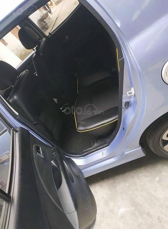 Bán Kia Morning SLX 1.0 AT sản xuất năm 2011, màu xanh lam, xe nhập (2)
