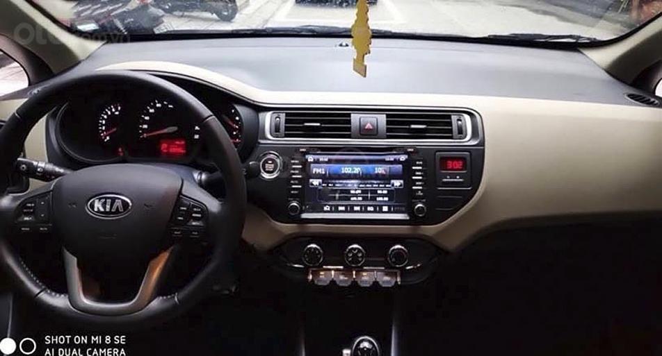 Bán xe Kia Rio 1.4 AT năm 2016, màu trắng, nhập khẩu nguyên chiếc giá cạnh tranh (2)
