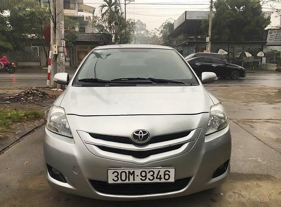 Bán Toyota Vios 1.5E năm 2008, giá ưu đãi (1)