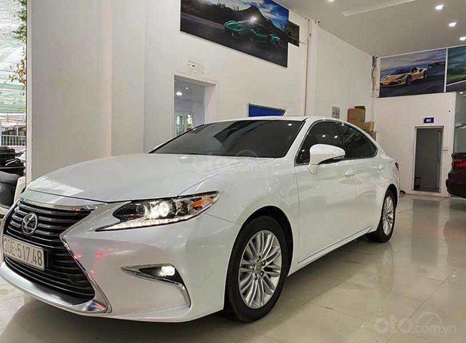 Cần bán Lexus ES đời 2017, màu trắng, xe nhập (1)