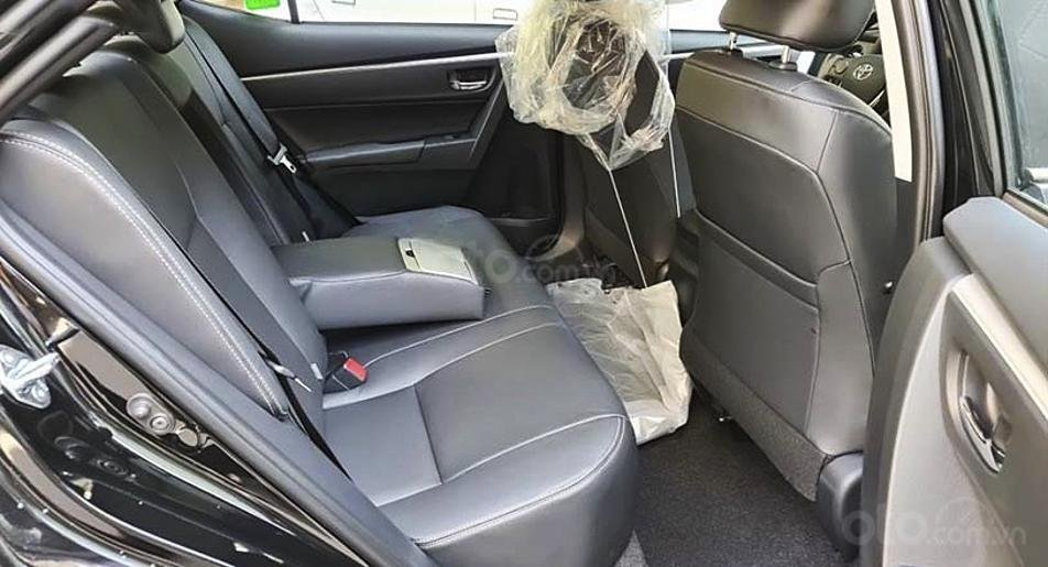 Bán ô tô Toyota Corolla Altis 1.8G AT sản xuất 2021, màu đen (3)