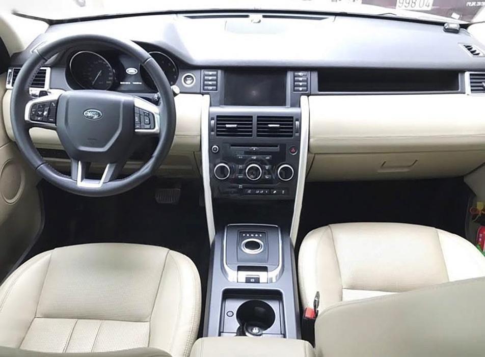 Cần bán xe LandRover Discovery sản xuất năm 2015, xe nhập (3)