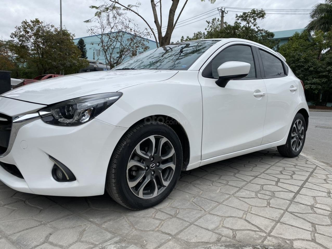 Bán Mazda 2 sx 2016, 1 chủ mới tinh, xe đẹp nguyên bản (2)