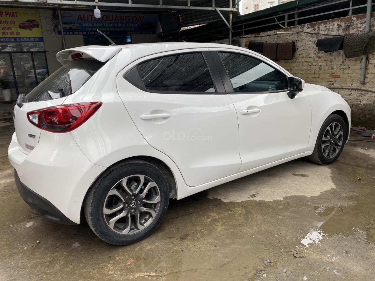 Bán Mazda 2 sx 2016, 1 chủ mới tinh, xe đẹp nguyên bản (5)