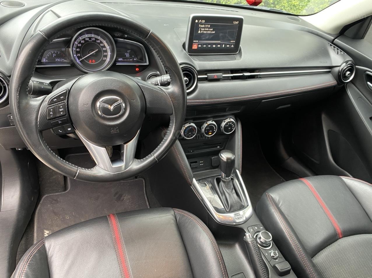 Bán Mazda 2 sx 2016, 1 chủ mới tinh, xe đẹp nguyên bản (7)