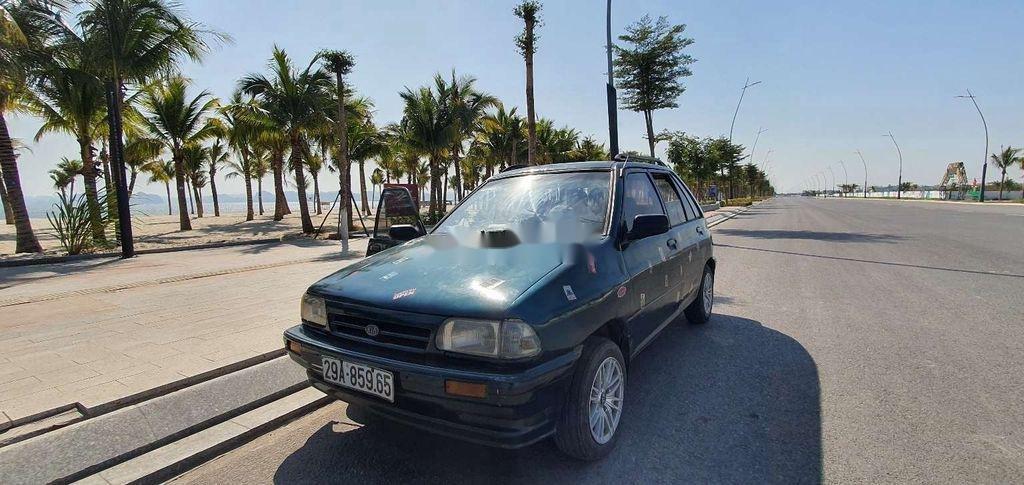 Cần bán xe Kia CD5 đời 2001, xe nhập ít sử dụng (4)