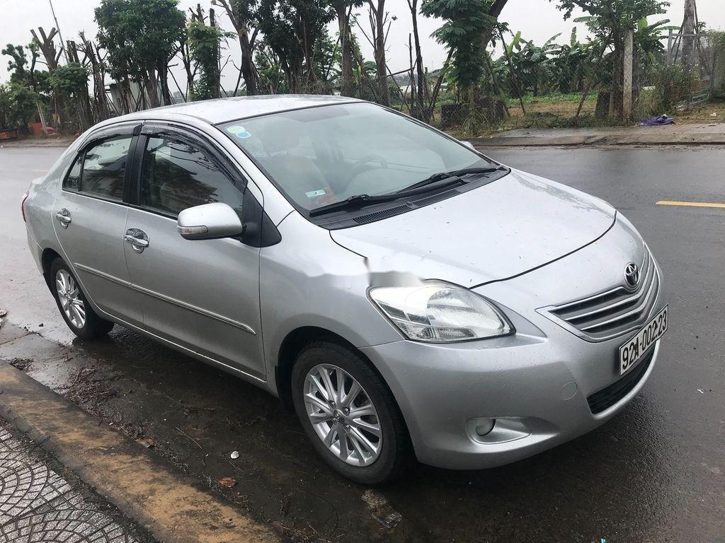 Bán ô tô Toyota Vios năm sản xuất 2011, màu bạc ít sử dụng (3)