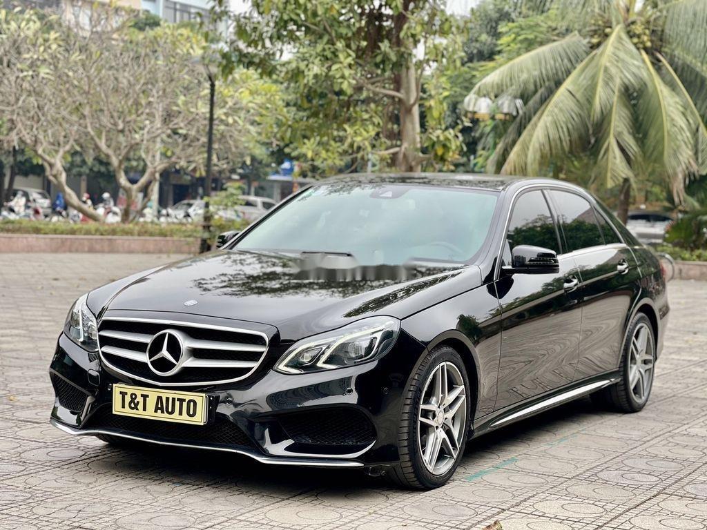 Cần bán Mercedes E250 AMG đời 2015, màu đen (3)