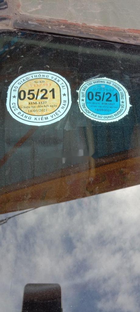 Cần bán lại xe Toyota Previa đời 1992, nhập khẩu nguyên chiếc (12)