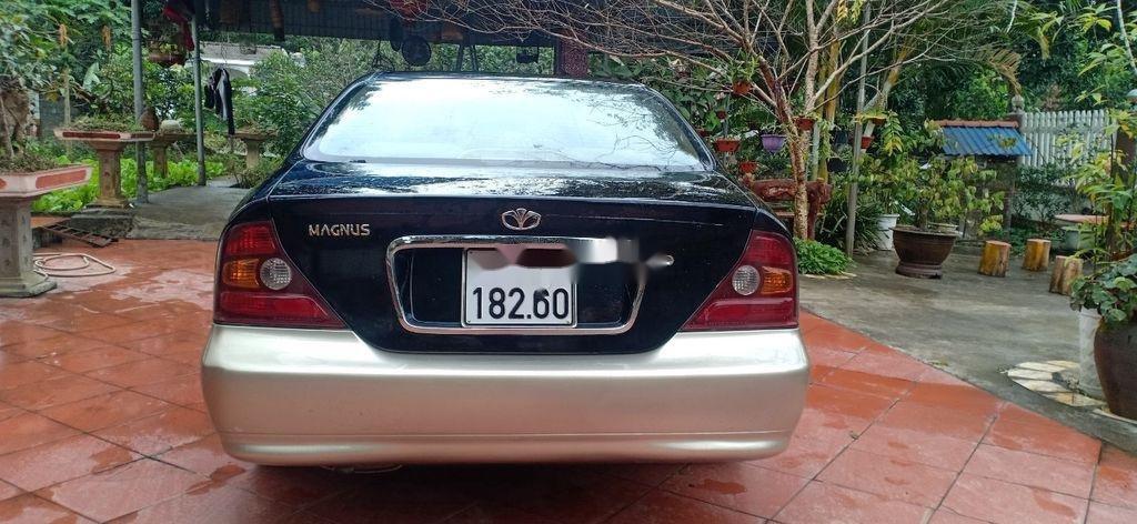 Cần bán lại xe Daewoo Magnus đời 2004, màu đen, 125tr (6)