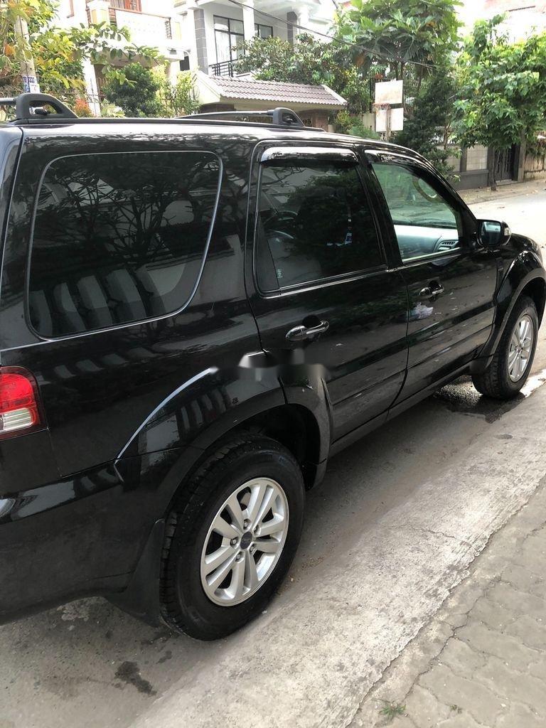 Bán xe Ford Escape đời 2010, màu đen, 333 triệu (4)