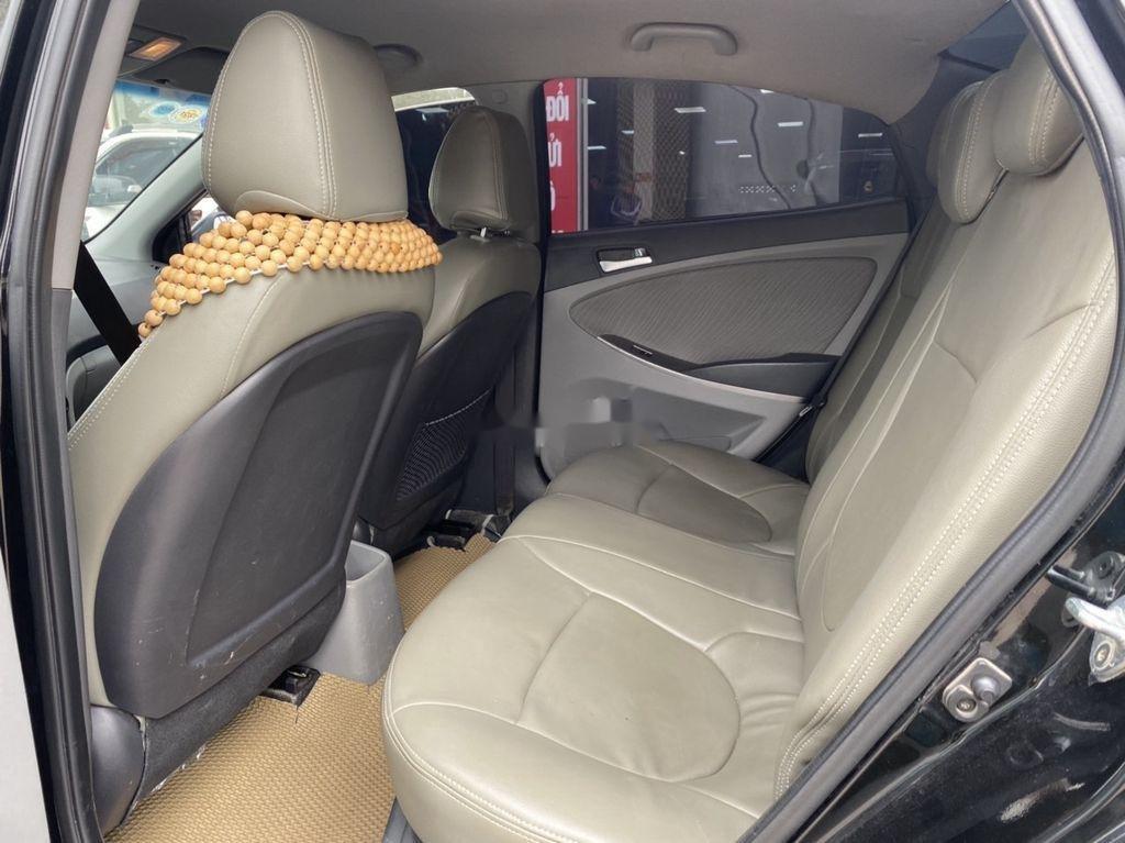 Bán Hyundai Accent đời 2016, màu đen, nhập khẩu  (9)