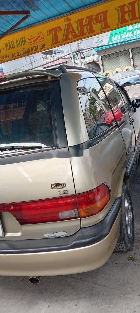 Cần bán lại xe Toyota Previa đời 1992, nhập khẩu nguyên chiếc (3)