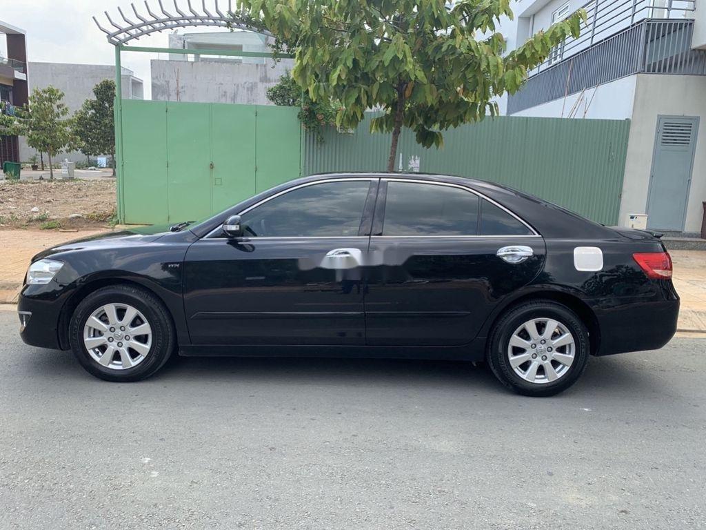 Cần bán Toyota Camry năm sản xuất 2007, màu đen  (3)