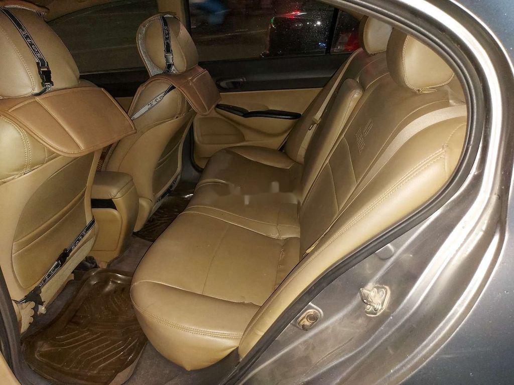 Bán Honda Civic năm sản xuất 2007, màu xám (8)