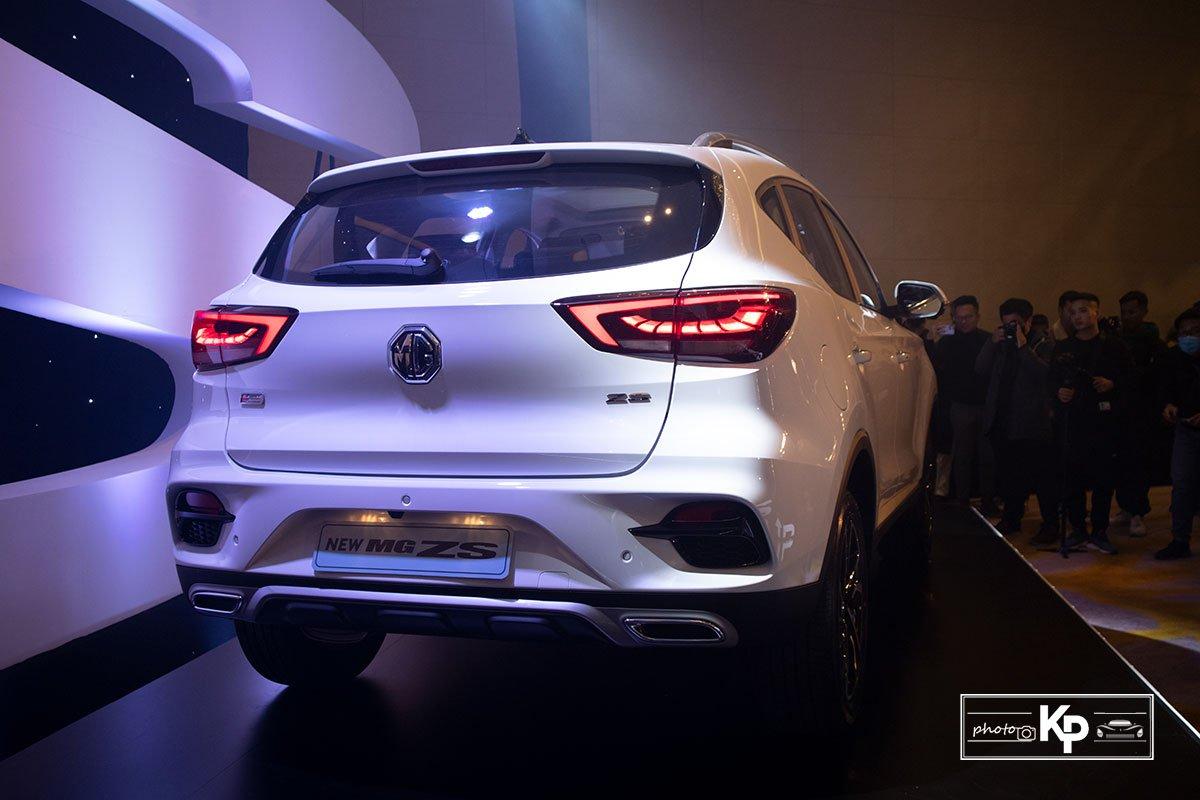 Giá lăn bánh MG ZS 2021 nâng cấp mới - Ảnh 1.