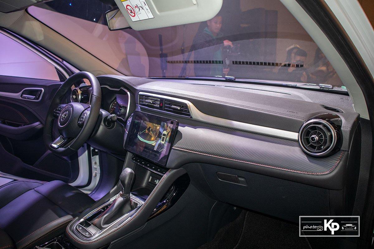 Giá lăn bánh MG ZS 2021 nâng cấp mới - Ảnh 2.