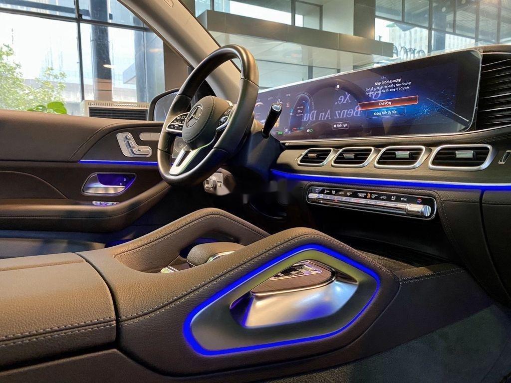 Bán ô tô Mercedes GLS450 đời 2020, màu trắng, nhập khẩu (3)