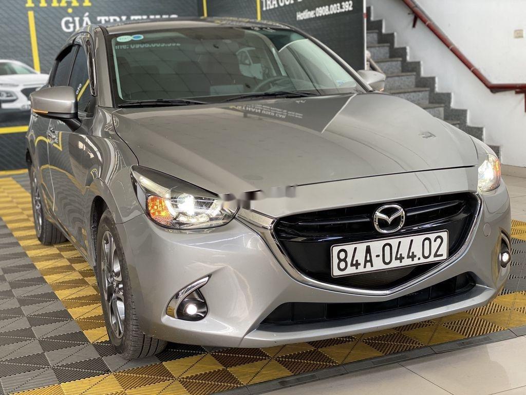 Bán Mazda 2 năm 2018, màu xám, nhập khẩu số tự động (2)