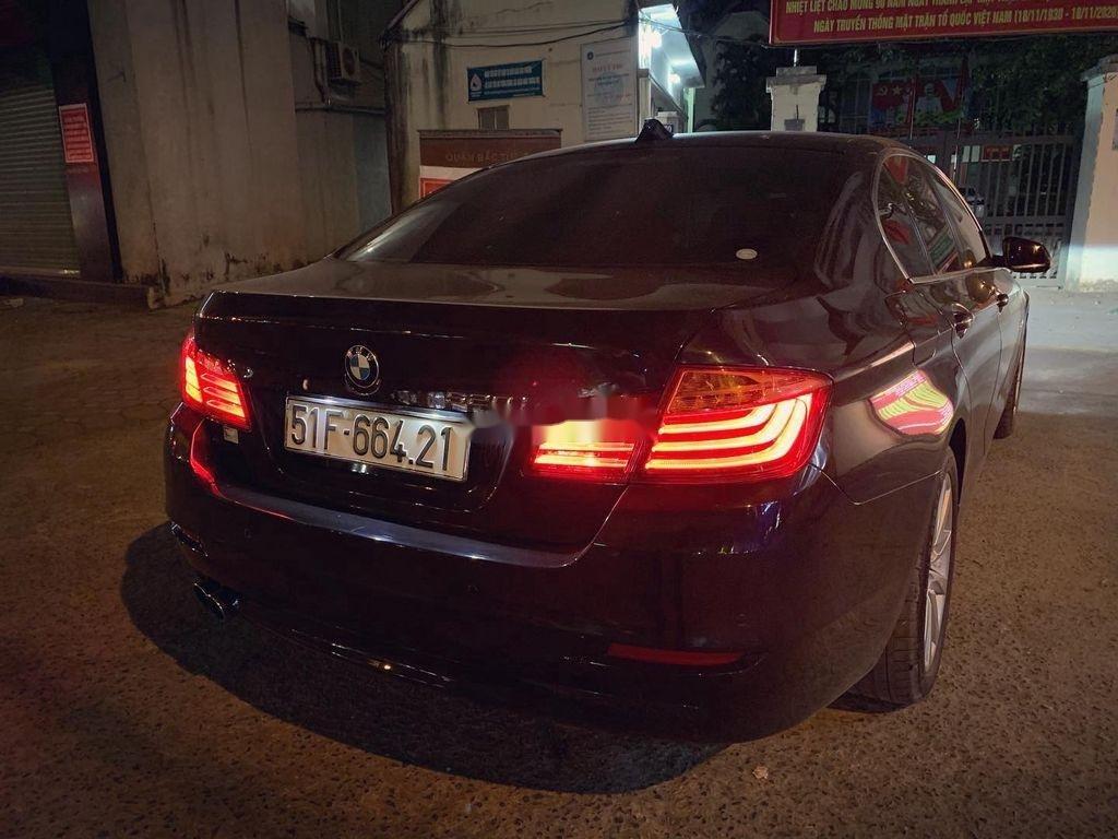 Bán ô tô BMW 5 Series 520i LCI năm sản xuất 2016, màu đen (2)