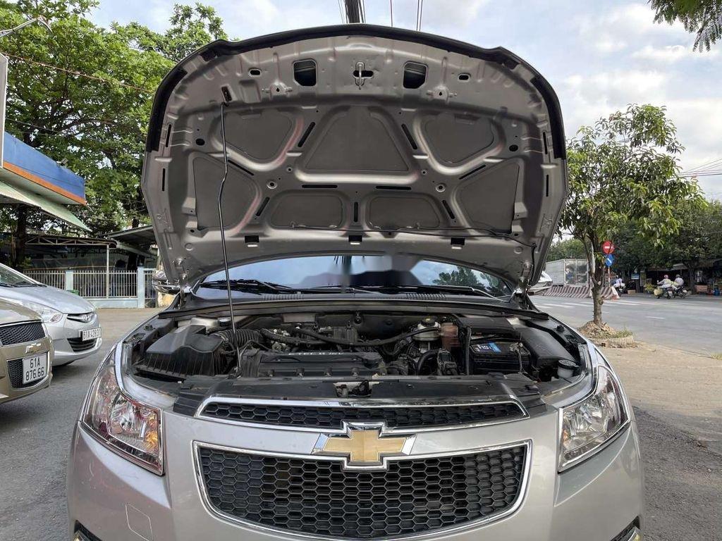 Bán Chevrolet Cruze đời 2012, màu bạc, nhập khẩu (9)