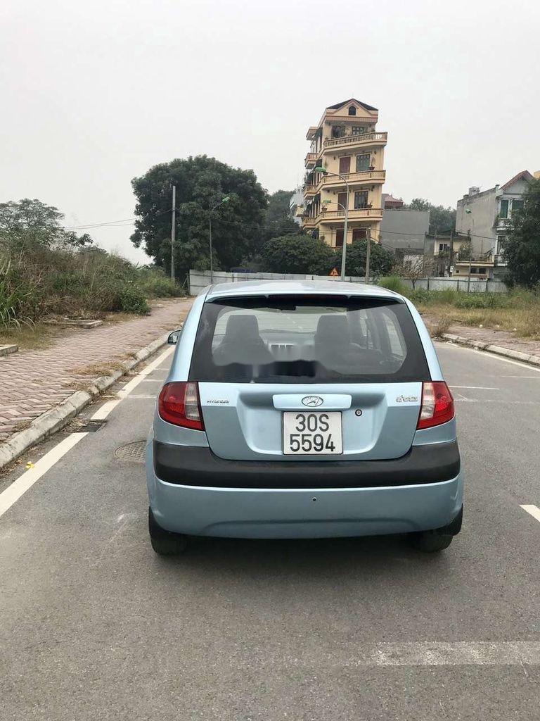 Bán ô tô Hyundai Getz sản xuất 2009, nhập khẩu (4)