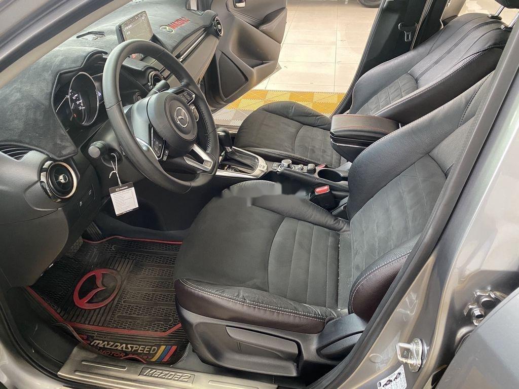 Bán Mazda 2 năm 2018, màu xám, nhập khẩu số tự động (8)