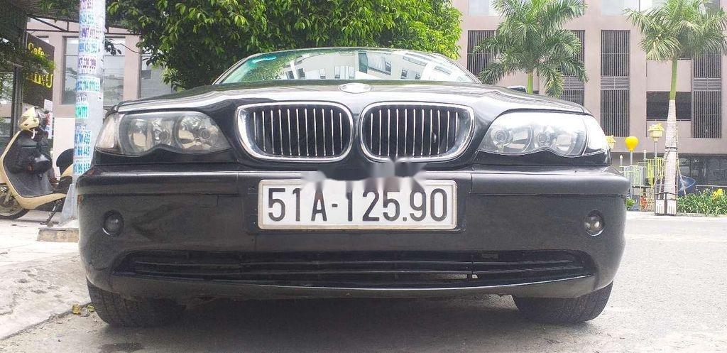 Cần bán BMW 325i năm sản xuất 2003, màu đen, nhập khẩu  (11)