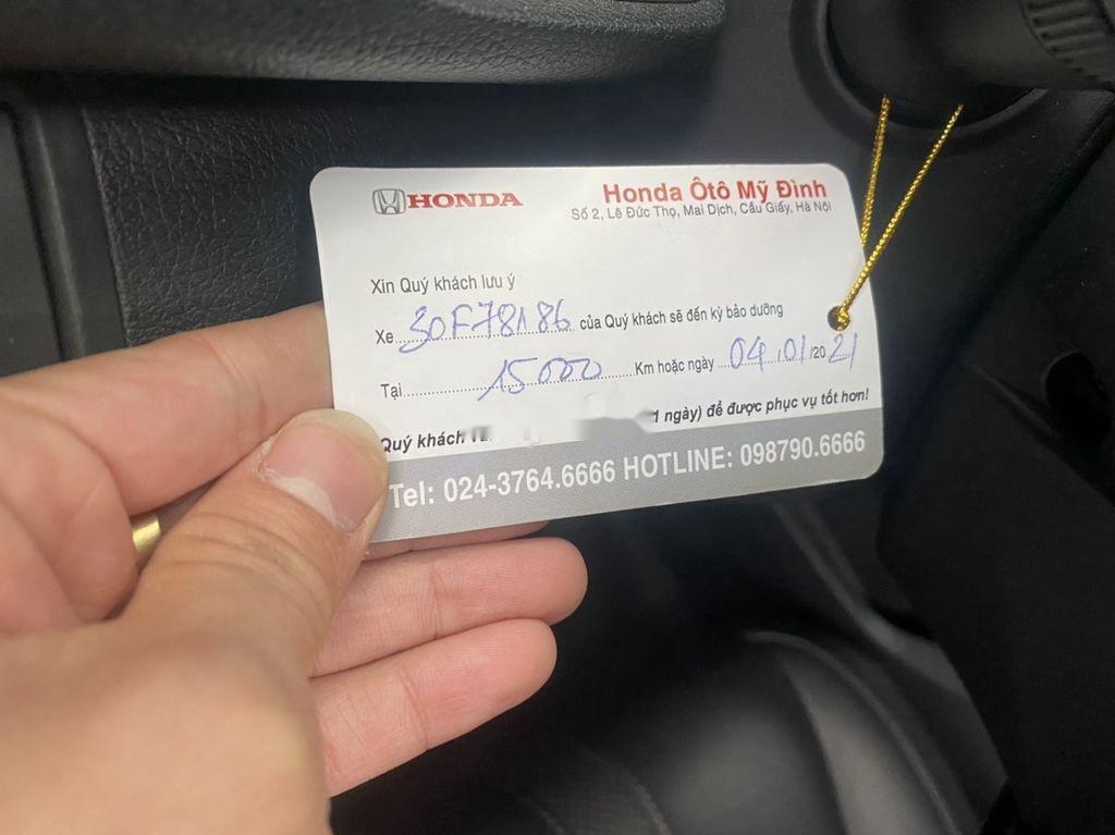 Cần bán xe Honda Civic sản xuất năm 2019, màu xanh lam, xe nhập còn mới (8)