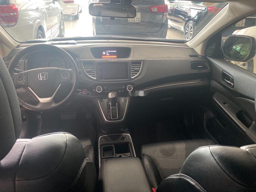Bán Honda CR V 2017, màu bạc chính chủ, giá 790tr (7)